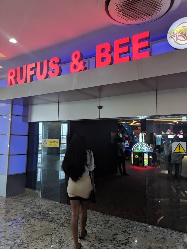 Exploring Lagos| Rufus & Bee