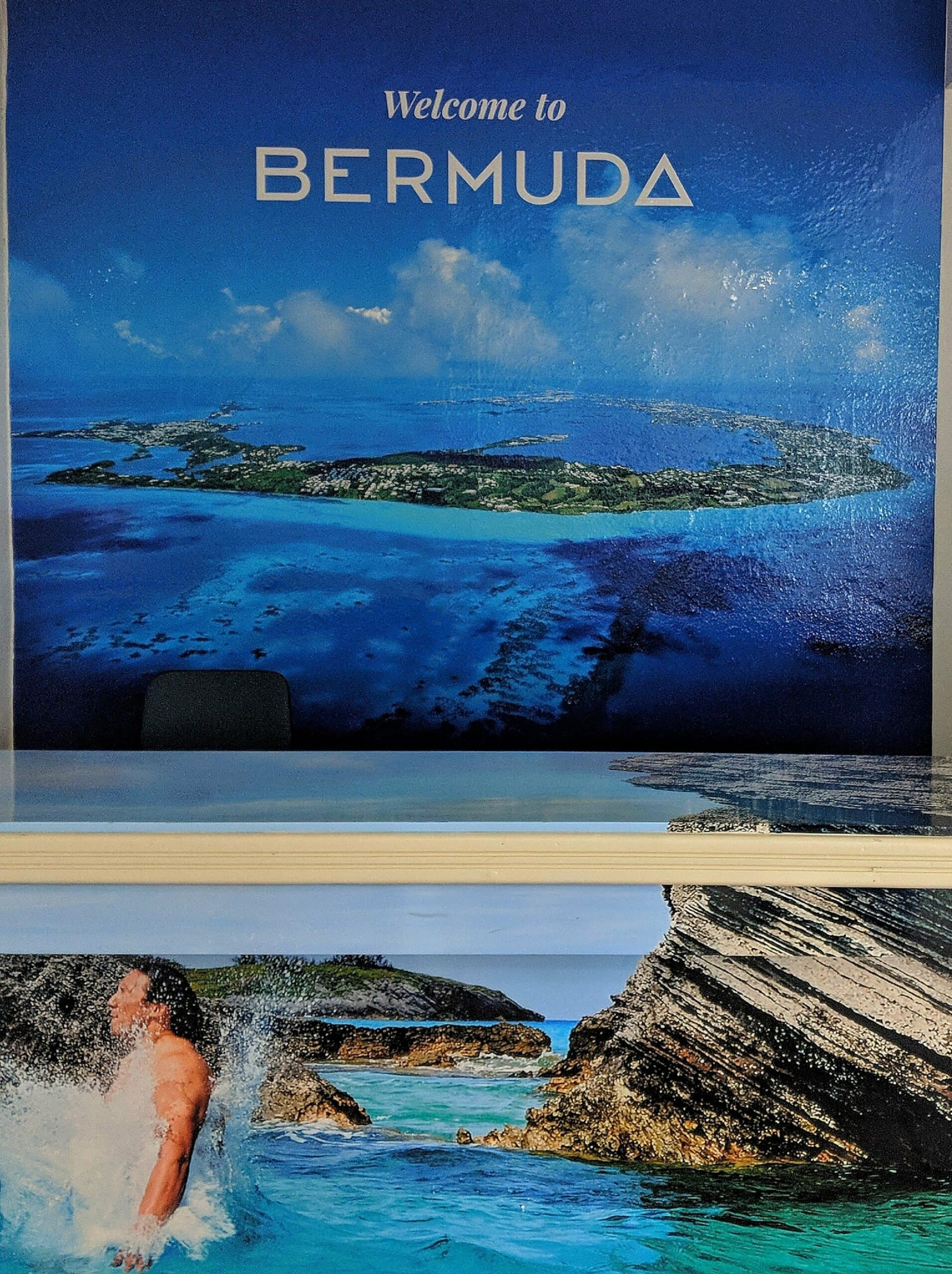 HOW I SPENT MY FIRST DAY IN BERMUDA