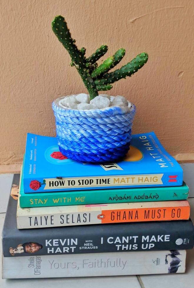 DIY – HOW TO MAKE A PLASTIC PLANTER.