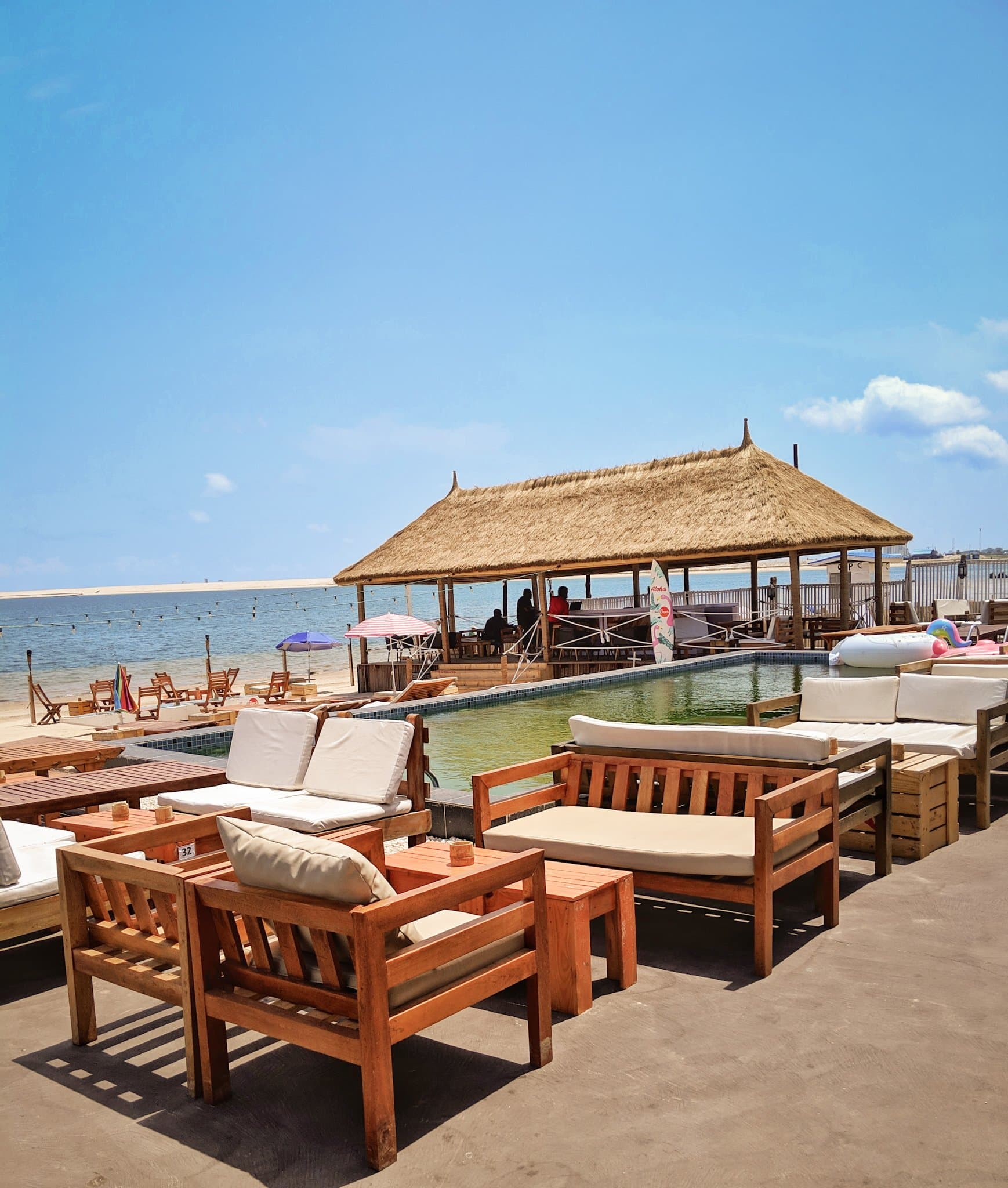 Moist beach club and restaurant review – All you need to know and more.