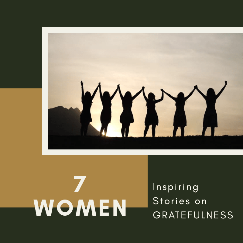 7 Women Share What They Are Grateful For In 2019