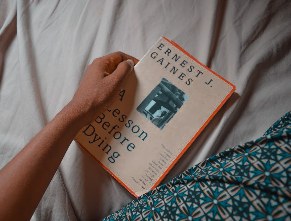 Book Review | A lesson before Dying